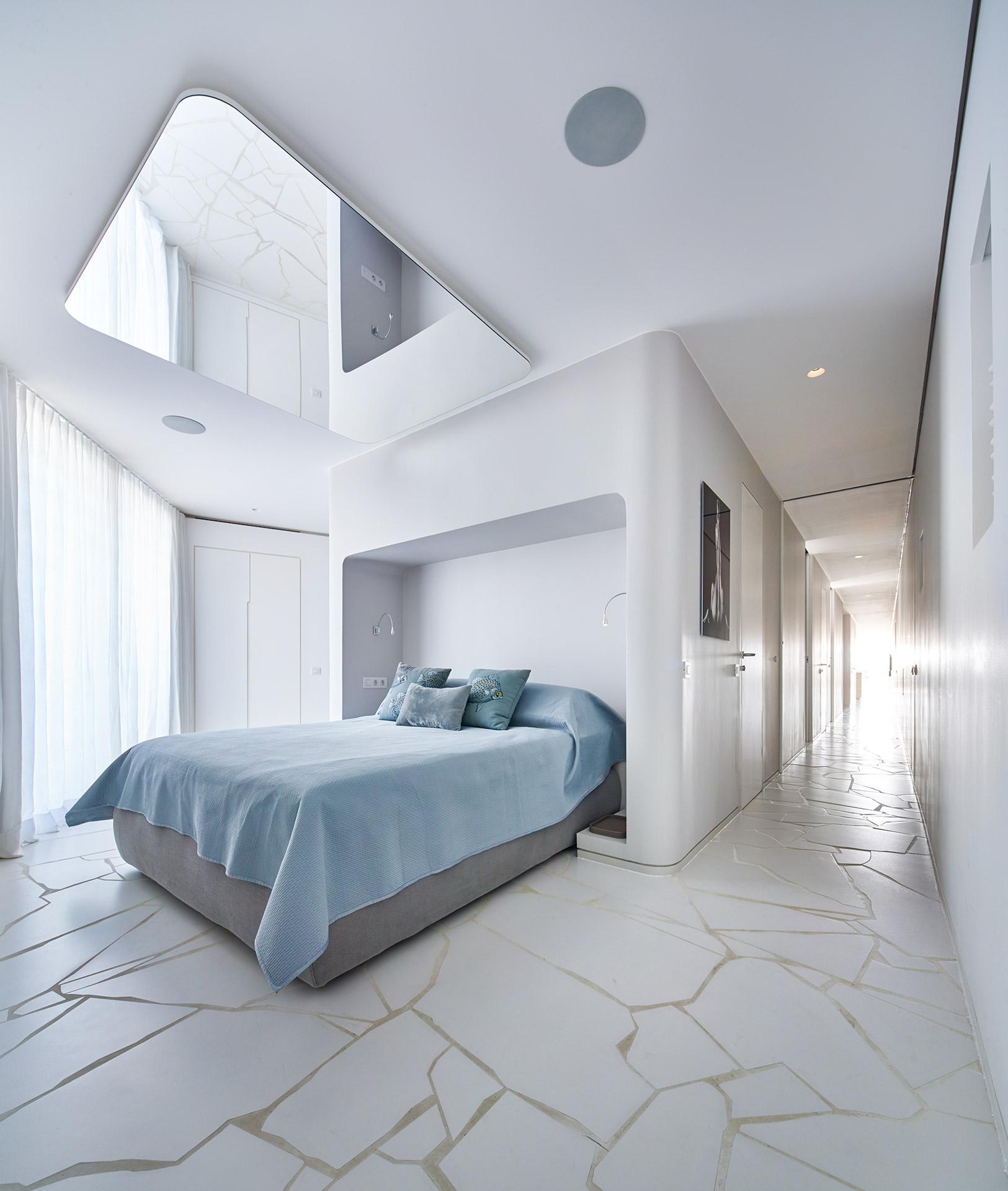 Apartment Dark White/ Ibiza